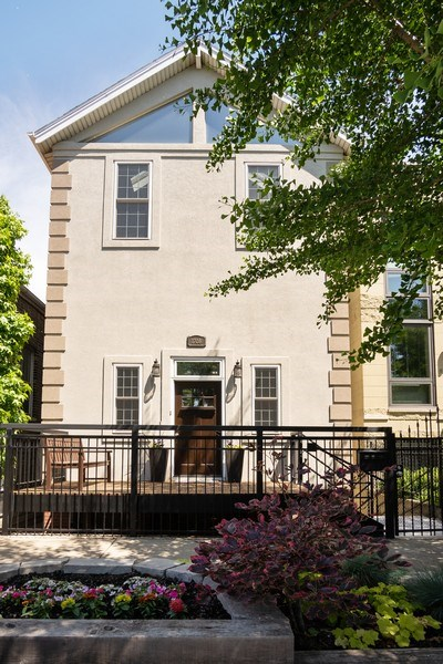 Real Estate Photography - 1708 W Wabansia, Chicago, IL, 60622 - Front View