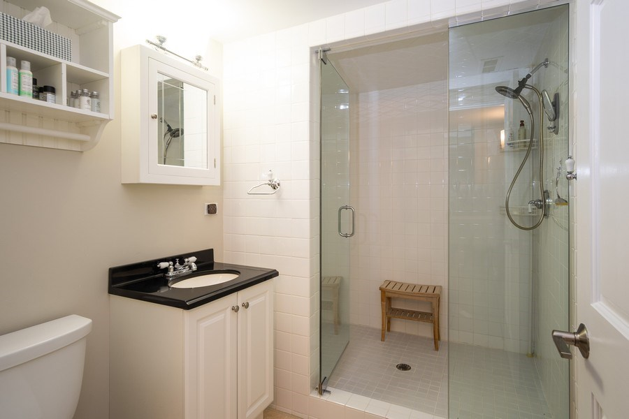 Real Estate Photography - 1708 W Wabansia, Chicago, IL, 60622 - Bathroom