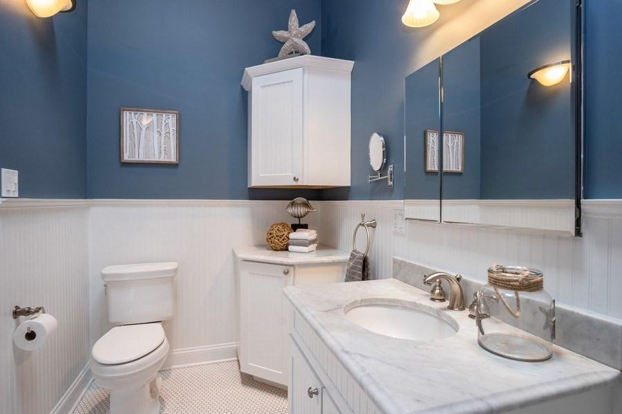 Real Estate Photography - 1708 W Wabansia, Chicago, IL, 60622 - Bathroom