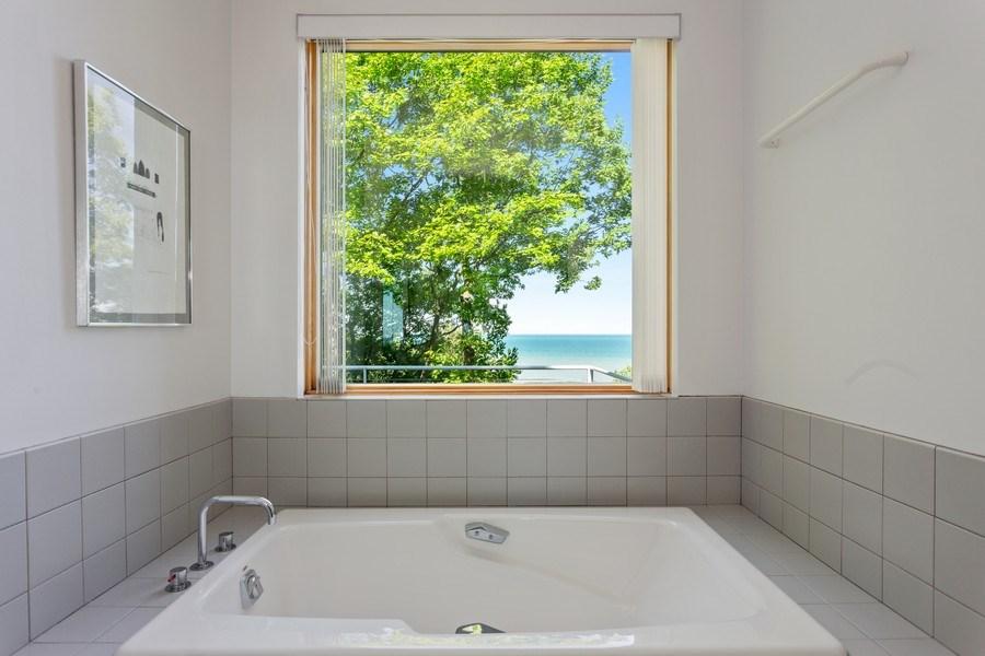 Real Estate Photography - 9475 Lakeview Dr, Bridgman, MI, 49106 - Master Bathroom