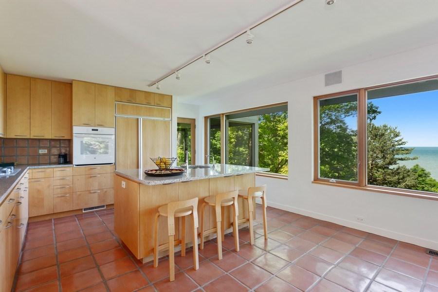 Real Estate Photography - 9475 Lakeview Dr, Bridgman, MI, 49106 - Kitchen