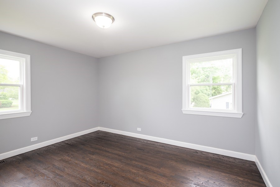 Real Estate Photography - 1133 Lancaster, Elk Grove Village, IL, 60007 - Master Bedroom