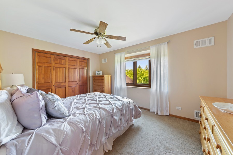 Real Estate Photography - 195 Mooregate Trail, Hawthorn Woods, IL, 60047 - 4th Bedroom