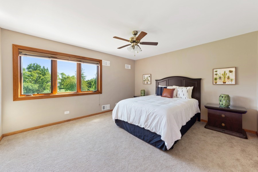 Real Estate Photography - 195 Mooregate Trail, Hawthorn Woods, IL, 60047 - 5th Bedroom