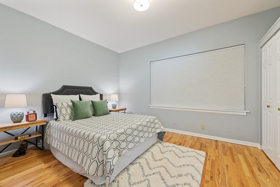 Real Estate Photography - 4747 N. Artesian Ave., Unit 1N, Chicago, IL, 60625 - 2nd Bedroom