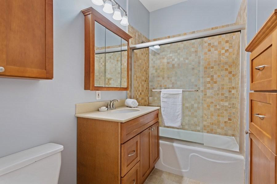 Real Estate Photography - 4747 N. Artesian Ave., Unit 1N, Chicago, IL, 60625 - Bathroom