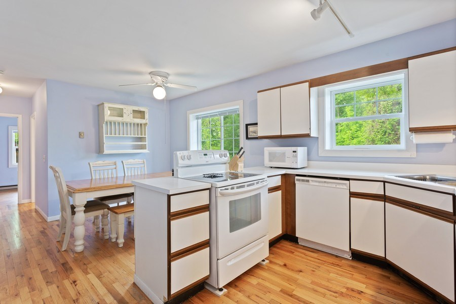 Real Estate Photography - 15775 Lakeshore Road, 1, Union Pier, MI, 49129 - Kitchen