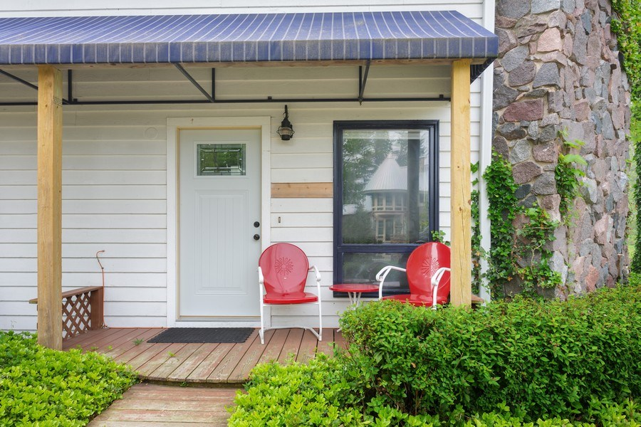 Real Estate Photography - 15775 Lakeshore Road, 1, Union Pier, MI, 49129 - Front View