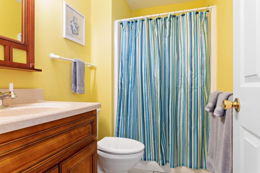 Real Estate Photography - 101 Beachwalk Ln, Michigan City, IN, 46360 - 3rd Bathroom