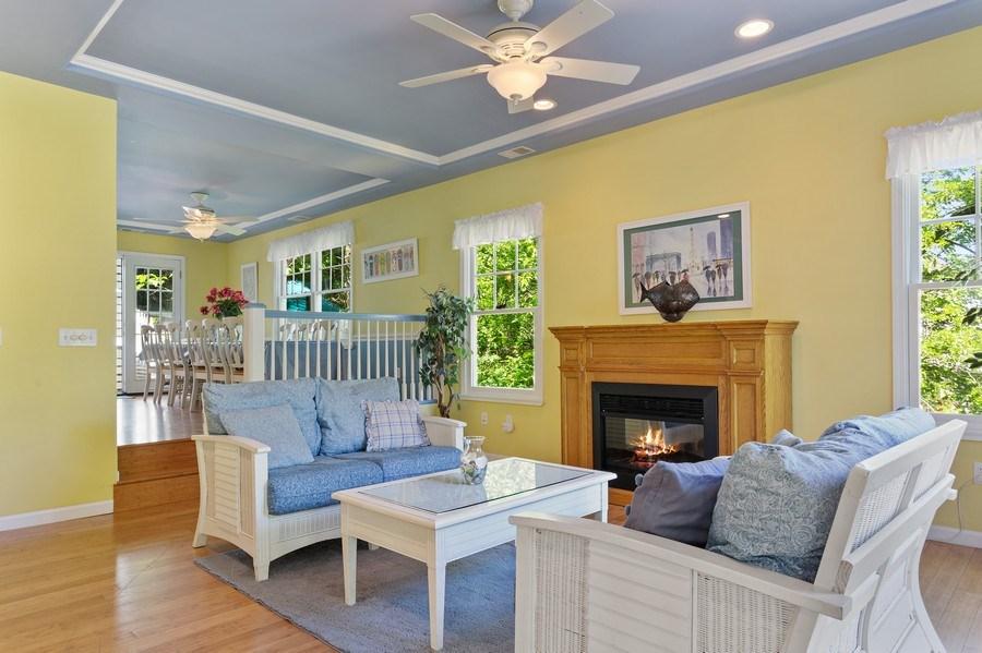 Real Estate Photography - 101 Beachwalk Ln, Michigan City, IN, 46360 - Living Room