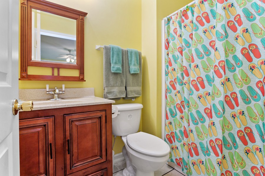 Real Estate Photography - 101 Beachwalk Ln, Michigan City, IN, 46360 - Master Bathroom