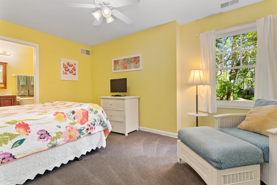Real Estate Photography - 101 Beachwalk Ln, Michigan City, IN, 46360 - Master Bedroom