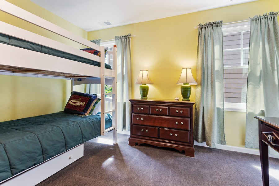 Real Estate Photography - 101 Beachwalk Ln, Michigan City, IN, 46360 - 3rd Bedroom