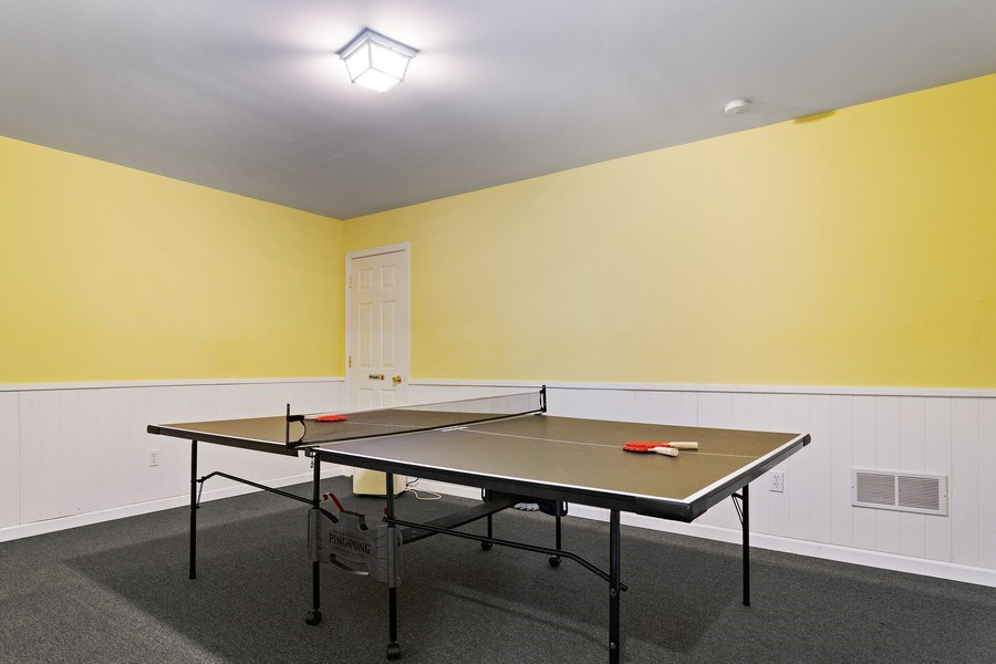 Real Estate Photography - 101 Beachwalk Ln, Michigan City, IN, 46360 - Recreational Room