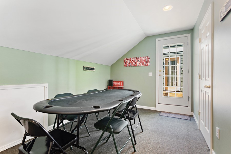 Real Estate Photography - 101 Beachwalk Ln, Michigan City, IN, 46360 - Game Room