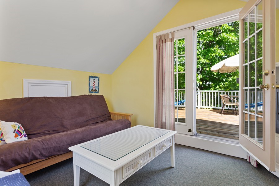 Real Estate Photography - 101 Beachwalk Ln, Michigan City, IN, 46360 - Guest House Family Room