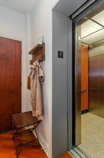 Real Estate Photography - 2241 W Wabansia Ave, Unit 101, Chicago, IL, 60647 - Elevator