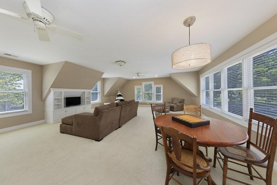 Real Estate Photography - 742 Meadow Lane, Libertyville, IL, 60048 - Bonus Room