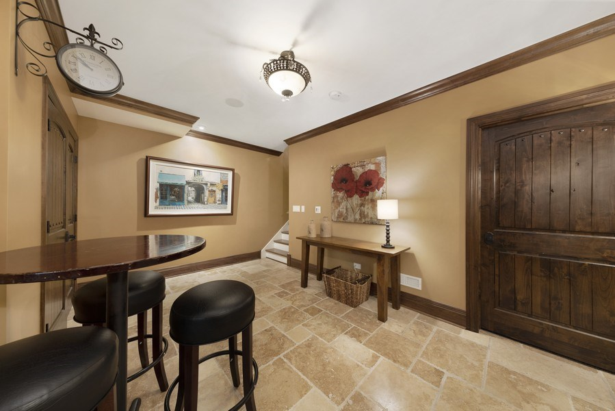 Real Estate Photography - 742 Meadow Lane, Libertyville, IL, 60048 - Lower Level