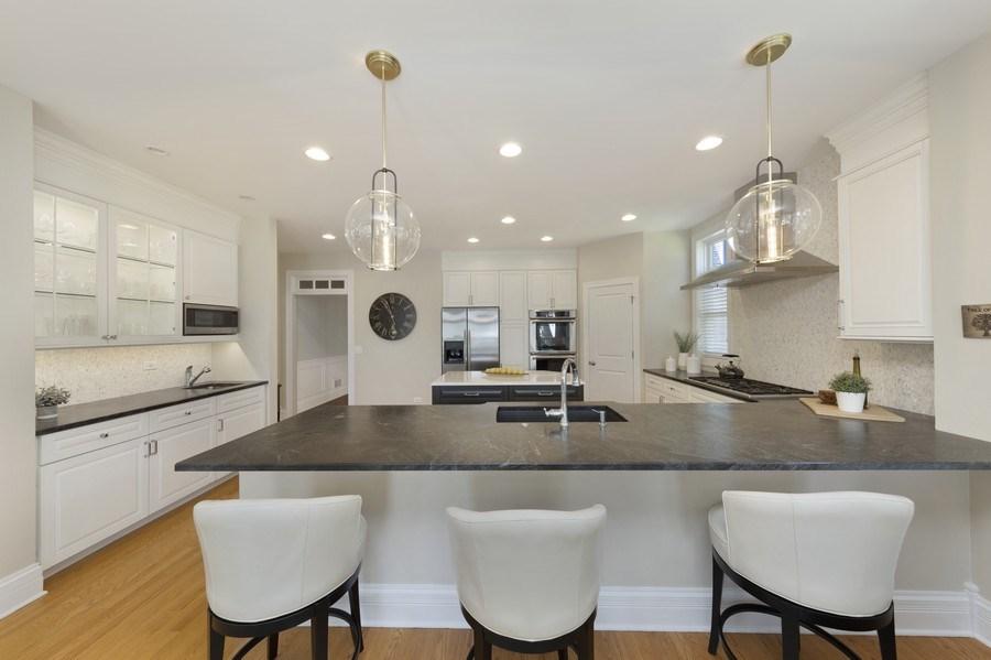 Real Estate Photography - 742 Meadow Lane, Libertyville, IL, 60048 - Kitchen