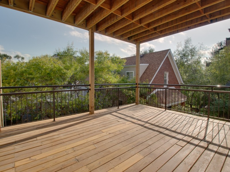 Real Estate Photography - 1947 W. Evergreen Ave., #C, Chicago, IL, 60622 -