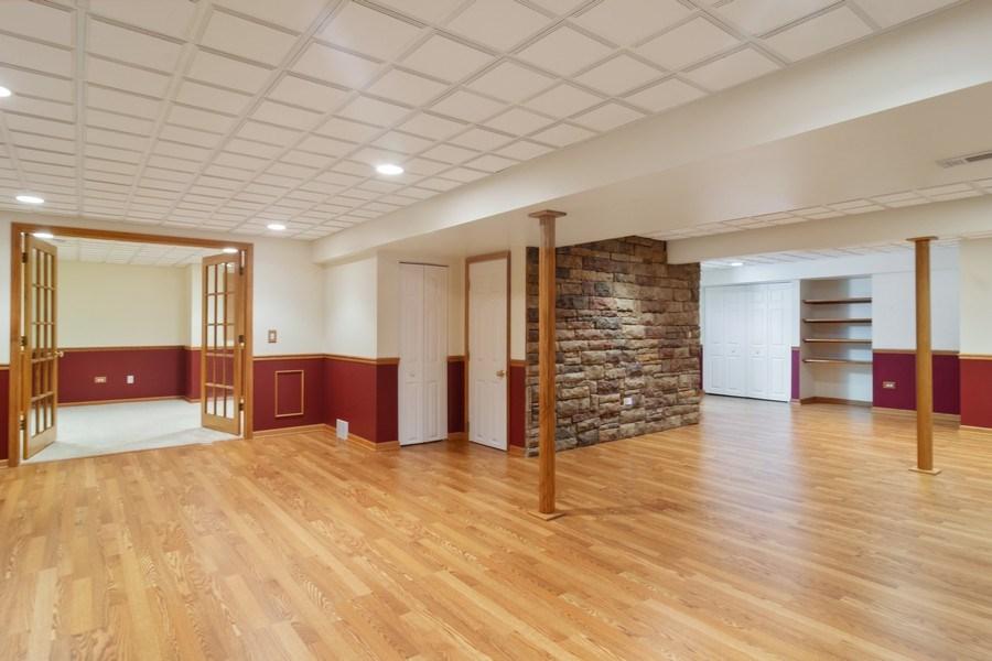 Real Estate Photography - 416 Farnsworth Circle, Port Barrington, IL, 60010 - Basement