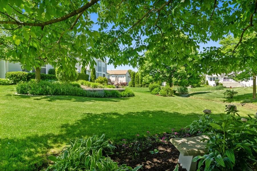 Real Estate Photography - 416 Farnsworth Circle, Port Barrington, IL, 60010 - Back Yard