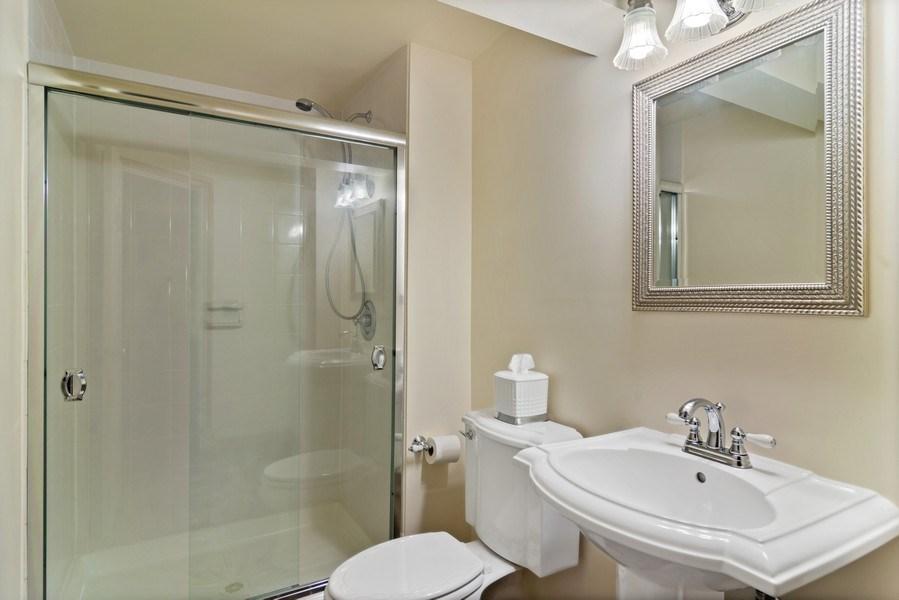 Real Estate Photography - 416 Farnsworth Circle, Port Barrington, IL, 60010 - 2nd Bathroom