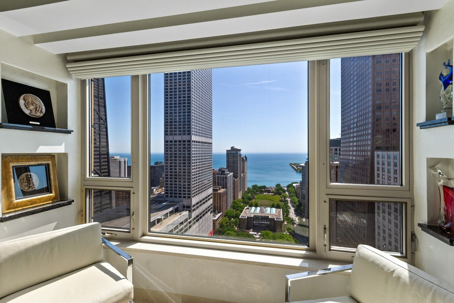 Real Estate Photography - 800 N Michigan Ave, 3301, Chicago, IL, 60611 -