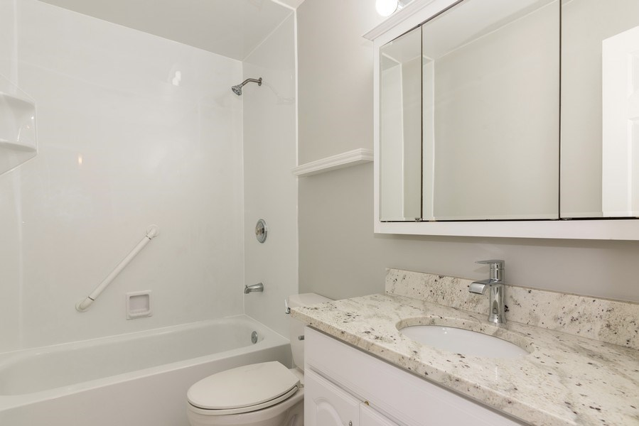 Real Estate Photography - 832 W Oakdale, Chicago, IL, 60657 - Bathroom
