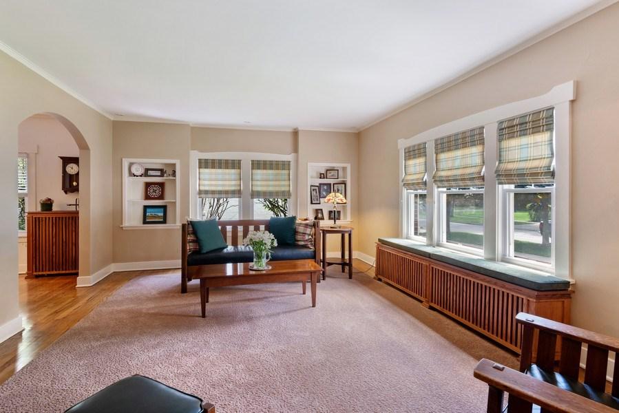 Real Estate Photography - 211 N Merrill, Park Ridge, IL, 60068 - Living Room