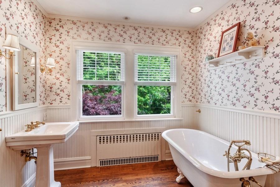 Real Estate Photography - 211 N Merrill, Park Ridge, IL, 60068 - Master Bathroom