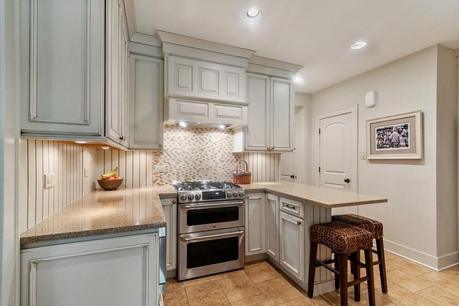 Real Estate Photography - 211 N Merrill, Park Ridge, IL, 60068 - Kitchen