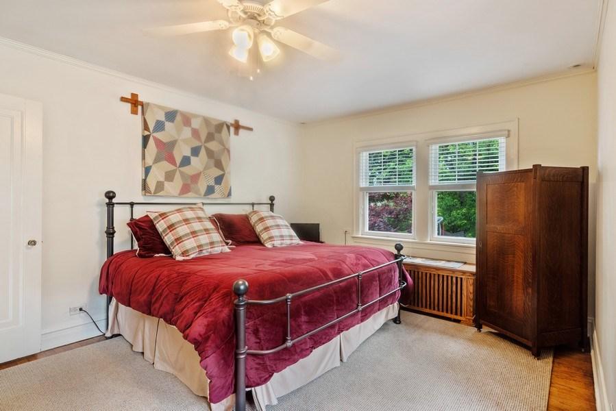 Real Estate Photography - 211 N Merrill, Park Ridge, IL, 60068 - Master Bedroom
