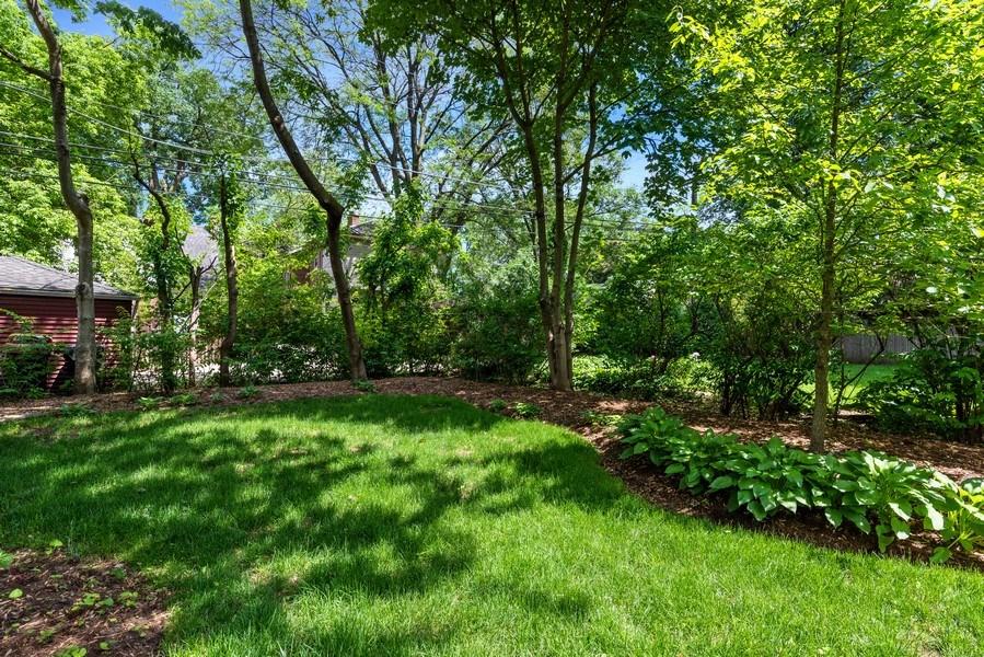 Real Estate Photography - 211 N Merrill, Park Ridge, IL, 60068 - Back Yard