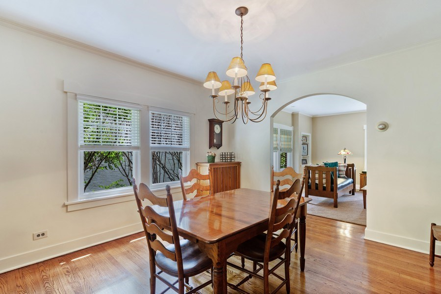 Real Estate Photography - 211 N Merrill, Park Ridge, IL, 60068 - Dining Room