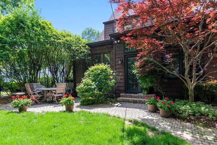 Real Estate Photography - 211 N Merrill, Park Ridge, IL, 60068 - Patio