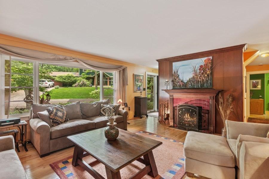 Real Estate Photography - 3501 Calumet, Duneland Beach, IN, 46360 - Living Room