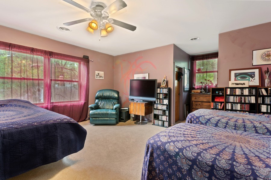 Real Estate Photography - 3501 Calumet, Duneland Beach, IN, 46360 - 2nd Bedroom