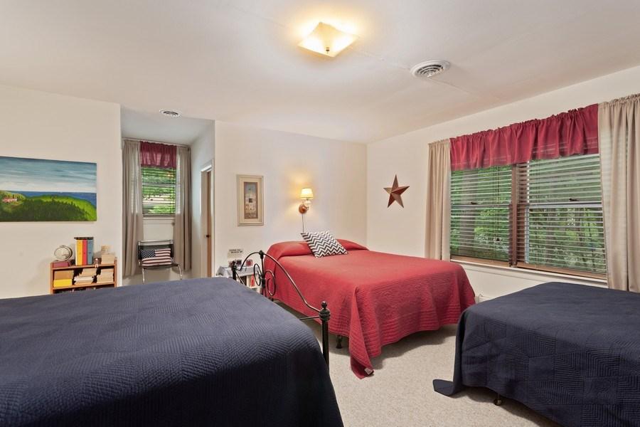 Real Estate Photography - 3501 Calumet, Duneland Beach, IN, 46360 - 3rd Bedroom