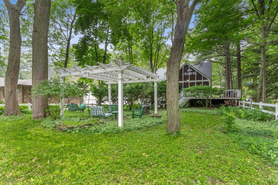 Real Estate Photography - 3501 Calumet, Duneland Beach, IN, 46360 - Rear View