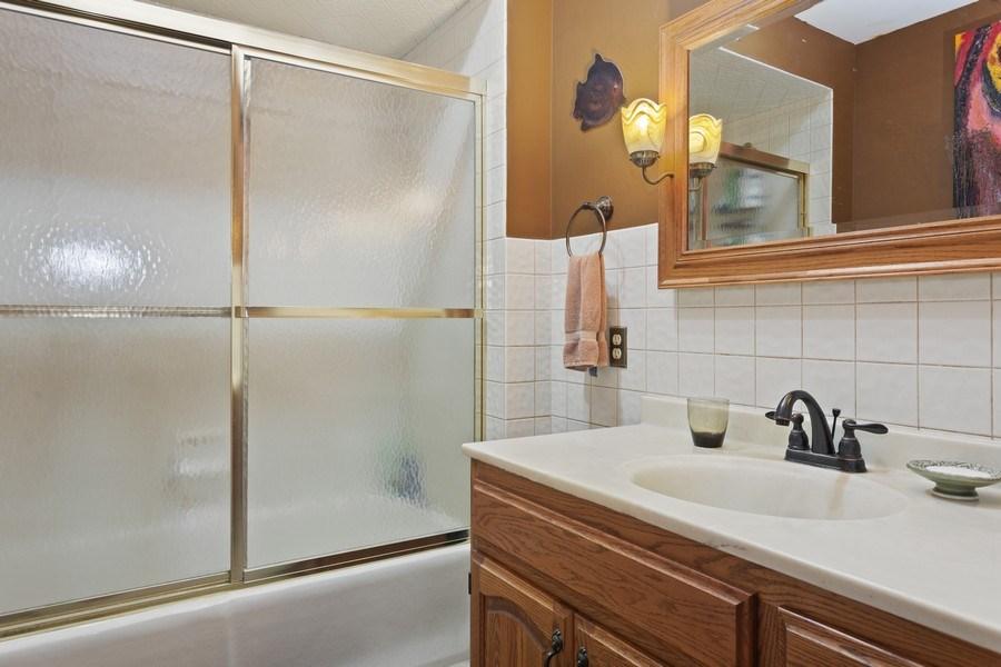 Real Estate Photography - 3501 Calumet, Duneland Beach, IN, 46360 - Bathroom