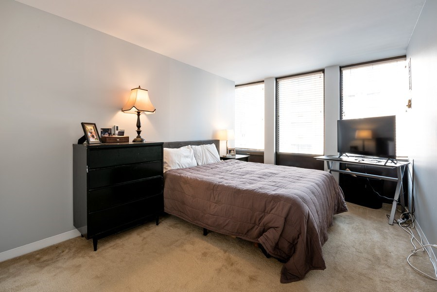 Real Estate Photography - 444 W. Fullerton, #401, Chicago, IL, 60614 - 2nd Bedroom