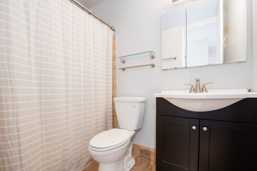Real Estate Photography - 444 W. Fullerton, #401, Chicago, IL, 60614 - Bathroom