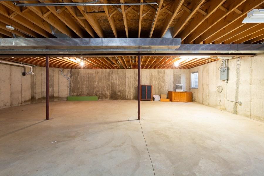 Real Estate Photography - 1395 Grandview Ct, Algonquin, IL, 60102 - Basement