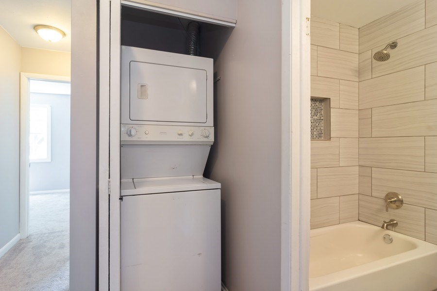 Real Estate Photography - 1328 Alpine Ct, Wheeling, IL, 60090 - Laundry Room