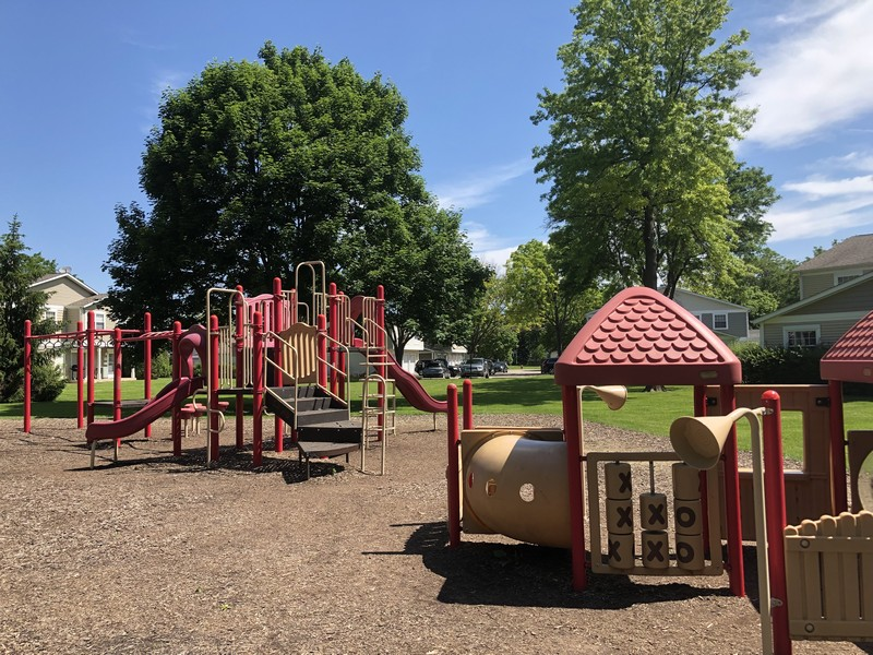 Real Estate Photography - 1328 Alpine Ct, Wheeling, IL, 60090 - Playground