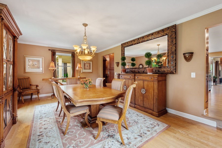 Real Estate Photography - 124 Vance Ct, Lake Barrington, IL, 60010 - Dining Room