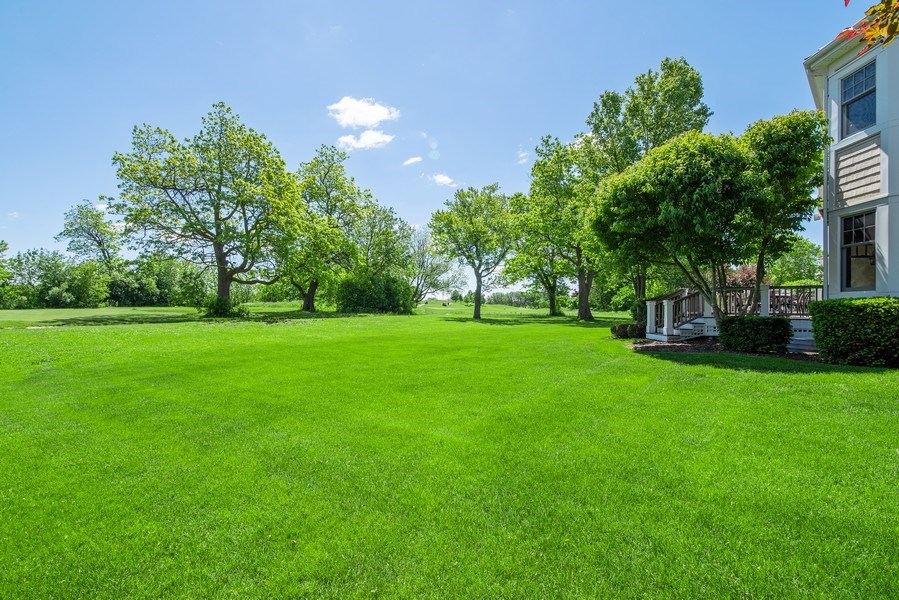 Real Estate Photography - 1655 Monterey Dr, Glenview, IL, 60026 - Back Yard