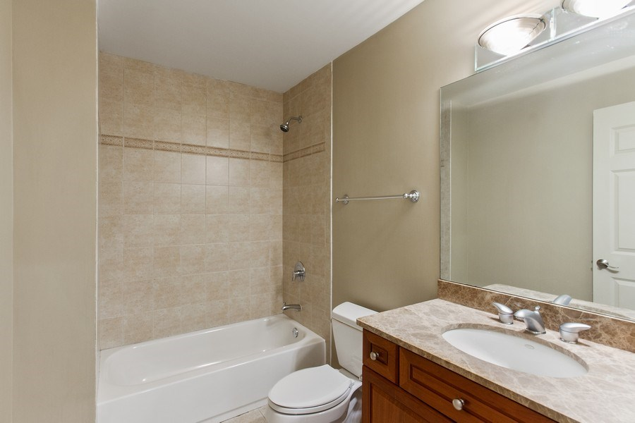 Real Estate Photography - 464 W Superior, Chicago, IL, 60654 - 4th Bathroom